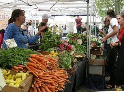 Ballard Sunday Farmers' Market