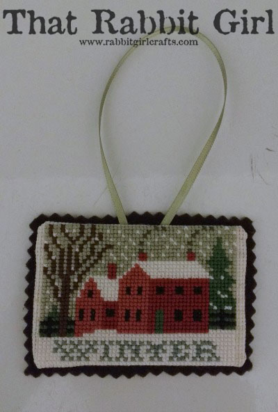 Prairie Schooler Winter 2006 Ornament