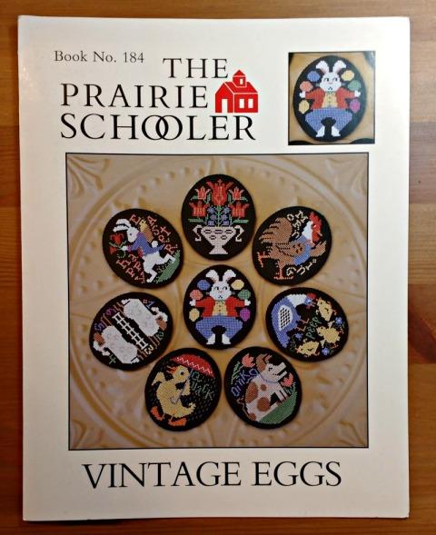 Prairie Schooler Vintage Eggs