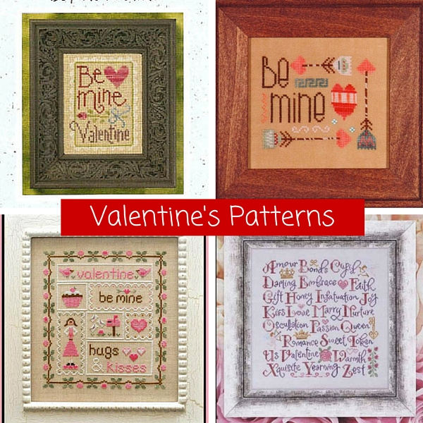 Valentines-Cross-Stitch-Patterns