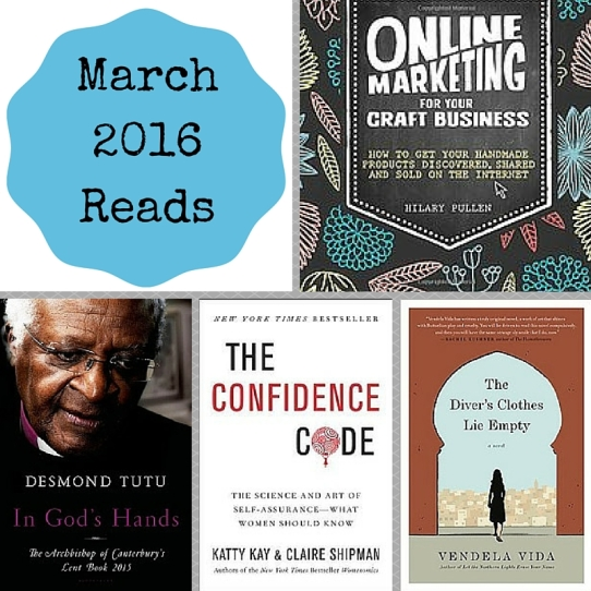 Books I read in March 2016