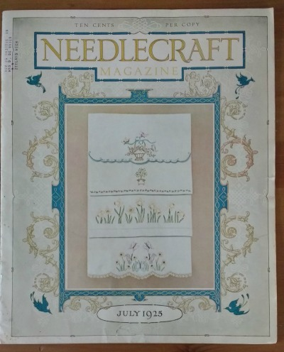 Needlecraft Magazine -- July 1925
