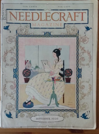 Needlecraft Magazine -- September 1926