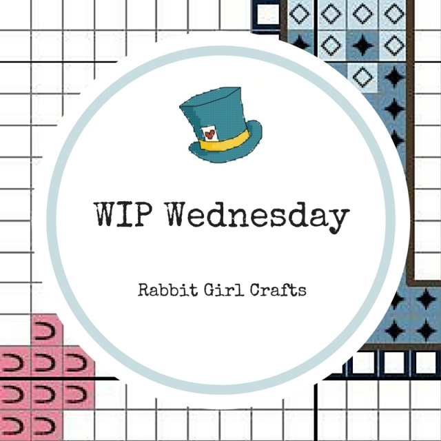 WIP Wednesday logo