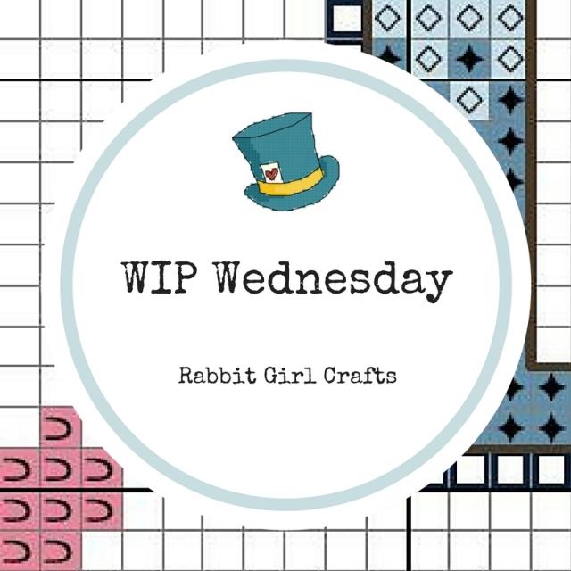 WIP Wednesday logo