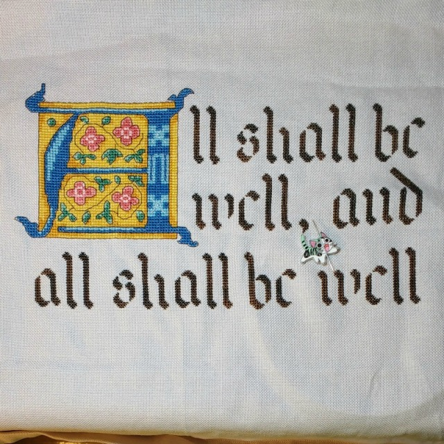 all-shall-be-well-crossstitch-progess