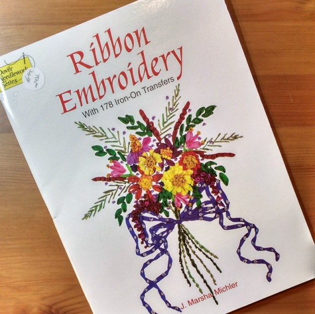 Ribbon Embroidery by J. Marsha Michler