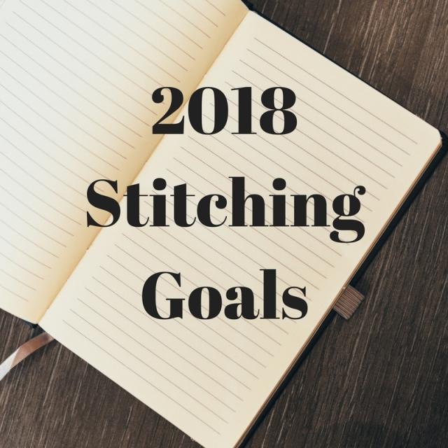 2018 Stitching Goals