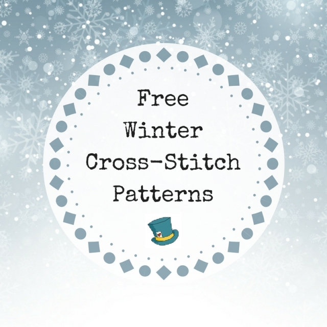 Free Winter Cross-Stitch Patterns
